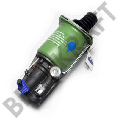 BK1201036AS BERGKRAFT Усилитель механизма сцепления (Knorr:VG3289) Iveco EuroTech,AD/AT/AS Stralis/Trakker,EuroTrakker