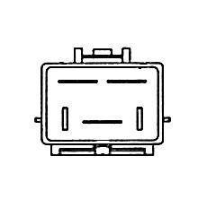 LE657 BERU Вентилятор, охлаждение двигателя