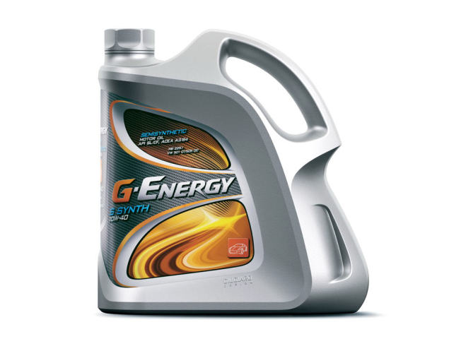 8034108190112 G-ENERGY Масло моторное полусинтетическое
