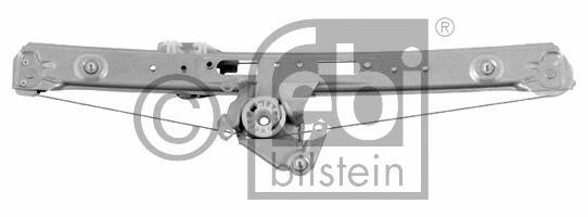 27392 FEBI Стеклоподъемник (без двигателя)