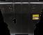 Защита стальная 2 мм д, кпп MOTODOR 00126