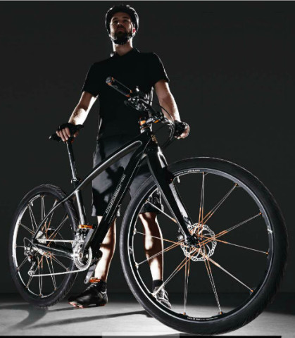 Велосипед Porshe RS, арт. WAP0610150G PORSCHE WAP0610150G