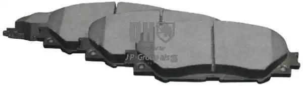 4863601319 JP GROUP Колодки торм.