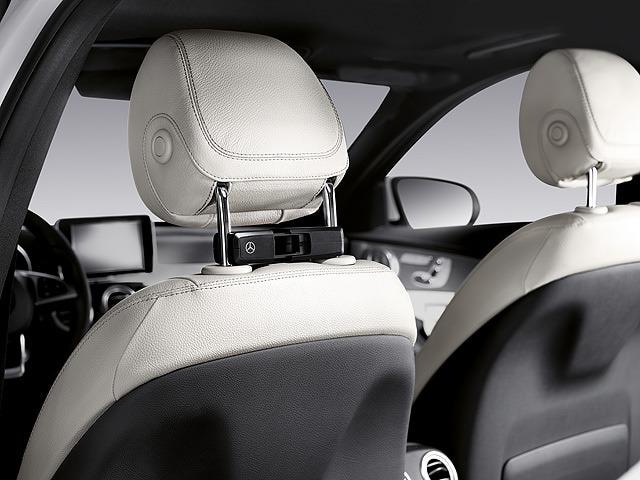 A0008103300 MERCEDES-BENZ Базовое крепление на подголовник Mercedes Style and Travel Equipment Base