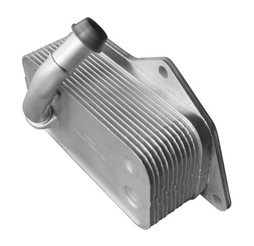 Радиатор масляный двигателя HDE 1802001