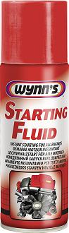 Жидкость для легкого пуска бензиновых и дизельных двигателей в холодный период WYNNS W58055