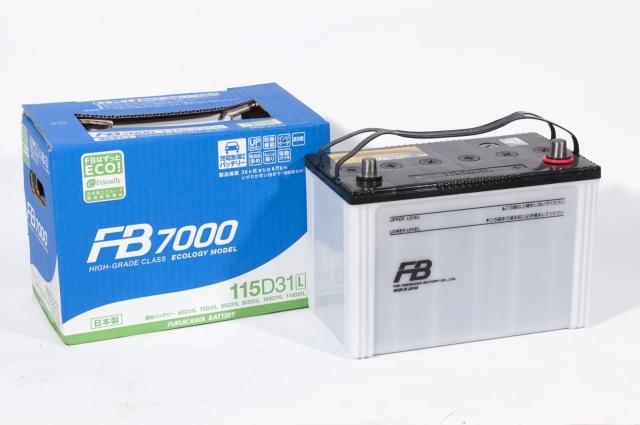 115D31L FURUKAWA Аккумулятор FB7000