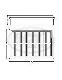 SB2205 SCT Воздушный фильтр