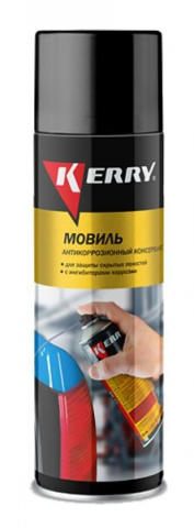 Мовиль 520мл (аэрозоль) KERRY KERRY KR945