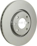 4163103200 JP GROUP Тормозной диск