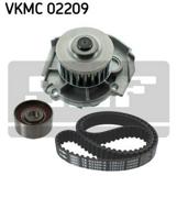 VKMC02209 SKF Водяной насос + комплект зубчатого ремня
