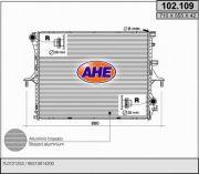 102109 AHE Радиатор, охлаждение двигателя