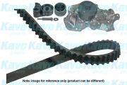 DKW3007 KAVO PARTS Водяной насос + комплект зубчатого ремня