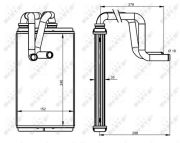 54337 NRF Теплообменник, отопление салона