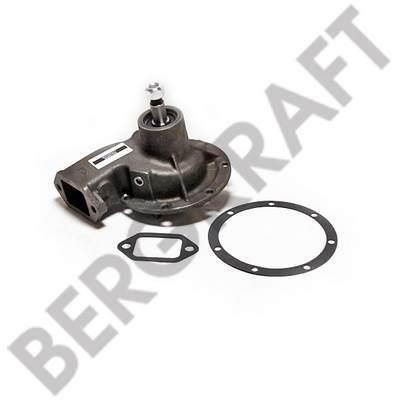 BK8807899 BERGKRAFT Насос охлаждающей жидкости RENAULT Magnum E-Tech