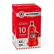 DG10 AUTOPROFI Autoprofi Домкрат гидравлический бутылочный 10 тонн