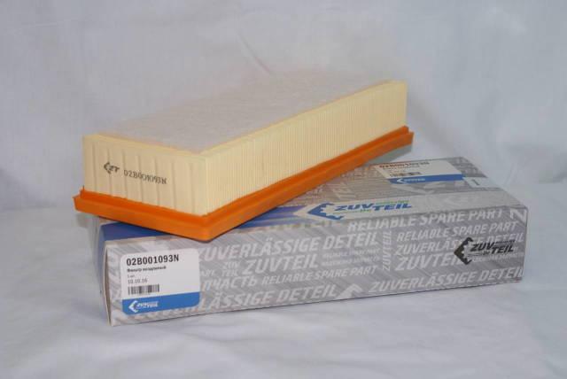 Фильтр Воздушный ZUVTEIL 02B001093N