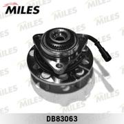 DB83063 MILES Ступица колеса с подшипником