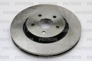 PBD1086 PATRON Диск тормозной