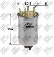 FS0043 JS ASAKASHI Фильтр топливный