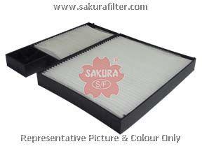 CA28280 SAKURA Фильтр салона комплект
