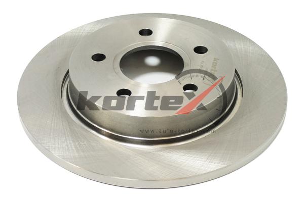 KD0241 KORTEX Диск торм. FORD FOCUS III 11- задн.(d=271mm)