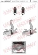 12053012 OJD (QUICK BRAKE) Распорная планка Opel Vectra ABOmegaSaab 9-39-5 160x25mm