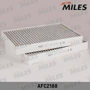 AFC2188 MILES Фильтр салона MB W215/W221 угольный (упак.2шт.)