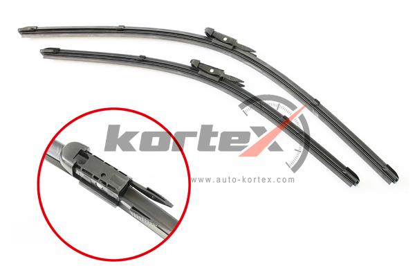 KP140 KORTEX Щетка стеклоочистителя