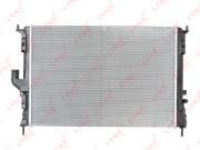 RB1024 LYNXAUTO Радиатор охлаждения паяный