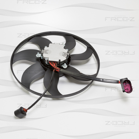 KM0125 FREE-Z Вентилятор радиатора