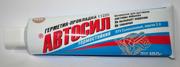 Герметик-прокладка силиконовый серый АВТОСИЛ 11225 60 гр. КЗСК 7000607