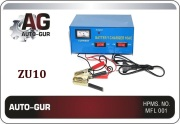 ZU10 AUTO-GUR Зарядное устройство ЗУ10 для АКБ М5