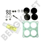 BK8502310 BERGKRAFT Ремонтный комплект 4-х контурного клапана малый FOR WABCO:934 714 140 0/934 714 740 0 VOLVO FH12 (G3/4)
