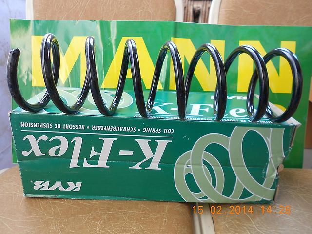 RA6655 KYB Пружина подвески K-FLEX (R)