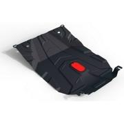 Защита картера и КПП Автоброня, Daewoo Nexia V - Все, 2008-..., крепеж в комплекте, сталь АВТОБРОНЯ 111013101