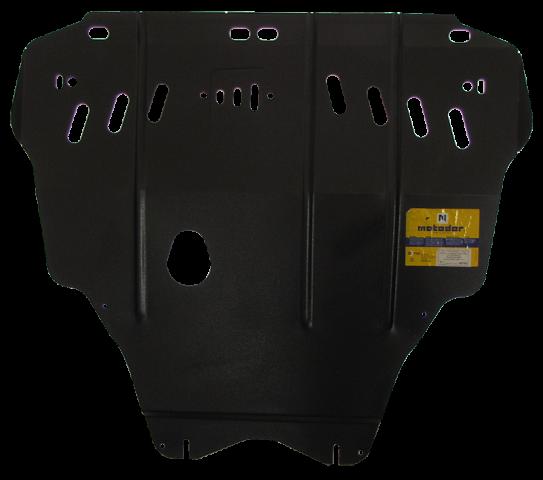 Защита стальная 2 мм д, кпп MOTODOR 00742