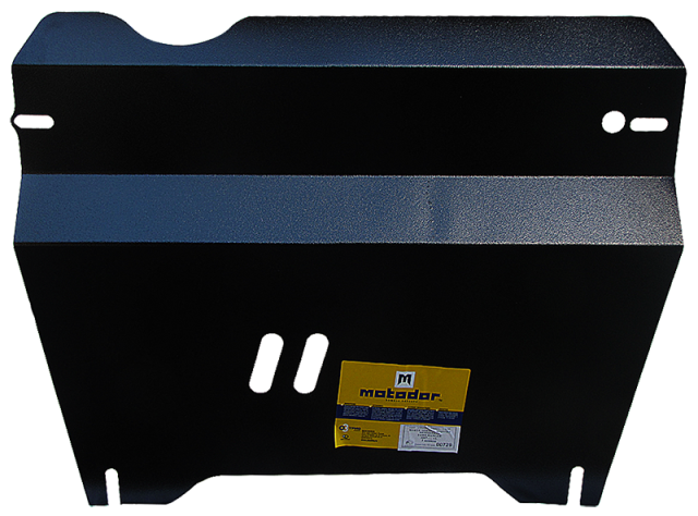00729 MOTODOR Защита Двигатель, Передний дифференциал, Коробка переключения передач, Радиатор, Раздаточная коробка