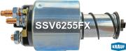 SSV6255FX KRAUF Втягивающее реле стартера