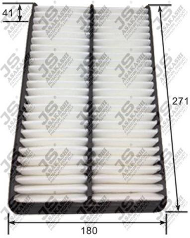 Фильтр воздушный JS ASAKASHI A25001