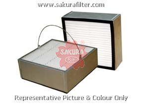 SF7923 SAKURA Фильтр топливный сепаратор