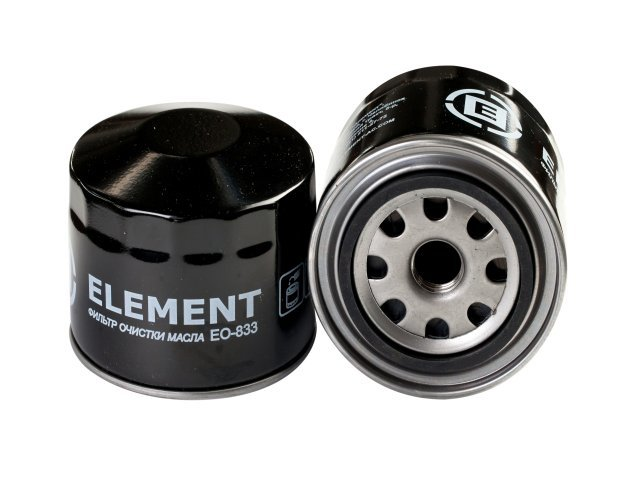 Фильтр масляный ваз 2101-2107, 2121 низкий ELEMENT EO833