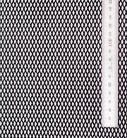 Сетка просечновытяжная черн. (10мм)(25x100) АВС-ДИЗАЙН R10100X25BLACK