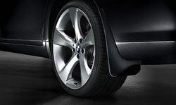 82160442940 BMW к-т брызговиков задних