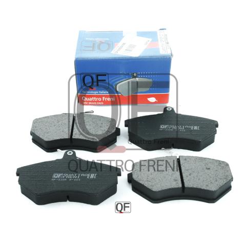 QF60500196 QUATTRO FRENI Колодки тормозные дисковые