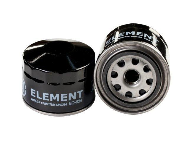 Фильтр масляный ваз ELEMENT EO834