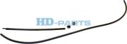 318457 HD-PARTS РМК стеклоомывателя (форсунказажимшланг) Scania 4PGRT серия
