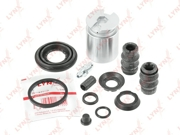 BC6096 LYNX Ремкомплект тормозного суппорта с поршнем заднего (поршень Ø 38mm, суппорт Bosch)