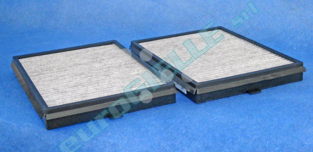 G200 SI VENTO К-т фильтров салонных (2 шт.) угольных