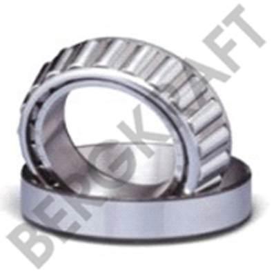 BK7702192 BERGKRAFT Подшипник ступицы внутренний 160х95х46mm (Timken:JF9549/9510) RENAULT Premium/TR/PR,Kerax/DXi 11
